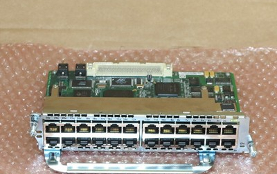 Cisco NME-X-23ES-1G EtherSwitch Service 24-Port Fast Ethernet Module 73-10444-01