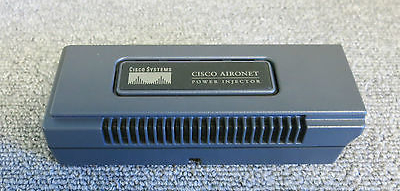 Cisco New Aironet PoE Power Injector AIR-PWRINJ3
