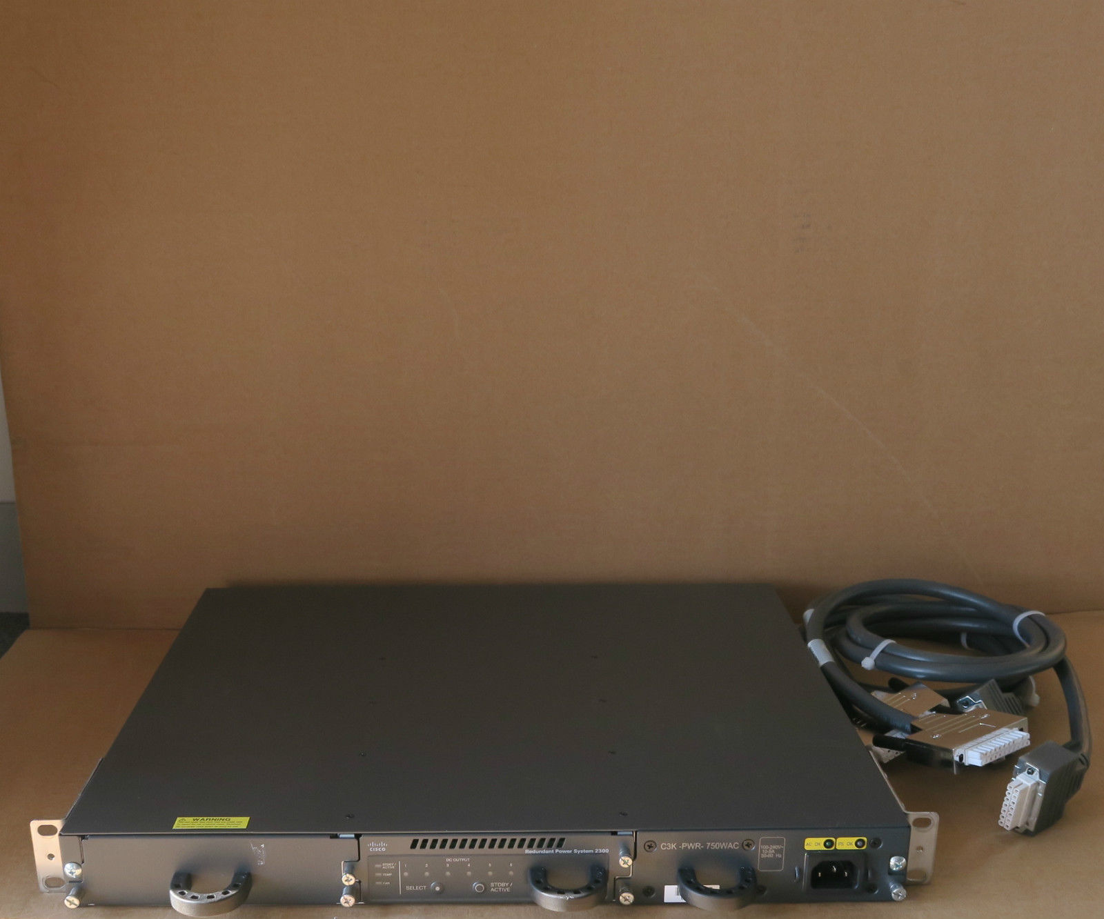 Cisco C3K-PWR-750WAC 2300 750WAC power supply