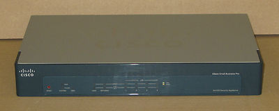 Cisco SA 520 Small Business Pro Security Appliance SA520-K9