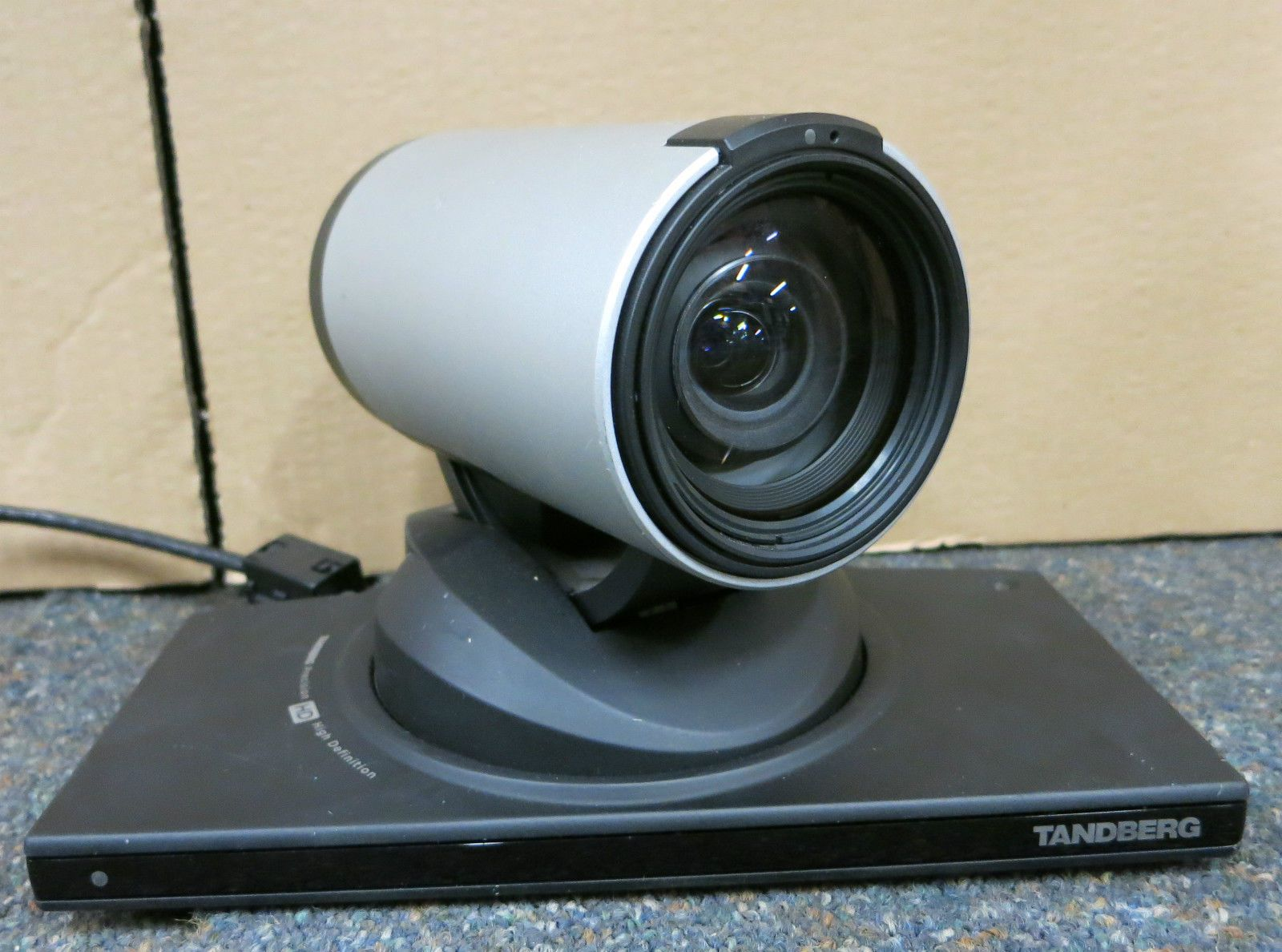Cisco Tandberg Edge 95 MXP HD Video Conferencing System Telepresence Multisite