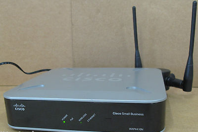 Cisco Wap4410n Wireless N Access Point With Poe Advanced