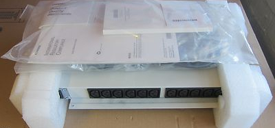 Compaq 12 Port PDU Power Distribution Unit High 16A  207590-B21