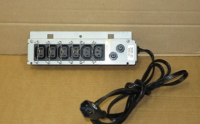 Compaq 6 Port 240v 10a Rack PDU Power Distribution Strip Bar 216859-001