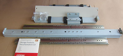 Compaq StorageWorks Server Mount Rail Kit Assembly W/ Modular Bracket 163737-009
