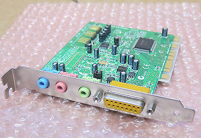 AUDIO PCI 128D TREIBER WINDOWS XP