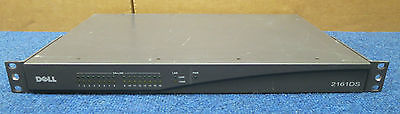 Dell 2161DS 16 Port Console Switch / KVM Switch 1P500 520-275-002 620-158-004