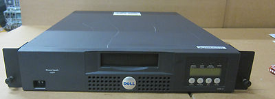 Dell 2U PowerVault 122T - Rack Mount / Mountable - Tape Drive Autoloader - LT0-2