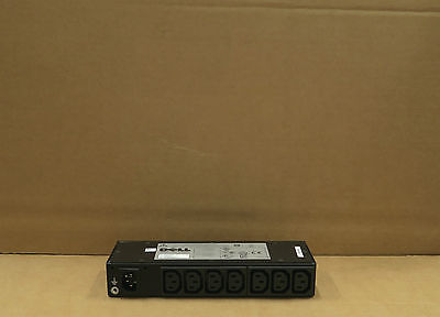 Dell 6015 - 7 Port Outlet Basic Rack Cabinet Power Distruition Unit PDU J541N