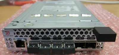 Dell Brocade SW4016 FC4 Blade Switch Module Box JF940 DL4016-0000 80-1000301-06