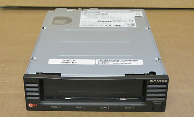 Dell DLT VS160 External Tape Drive For 110T PowerVault NJ003  0NJ003