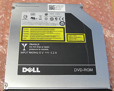 Dell DU30N Slim 8X DVD-Rom SATA Optical Drive 5V-1.2A DP/n 8J9HK, 060HJW