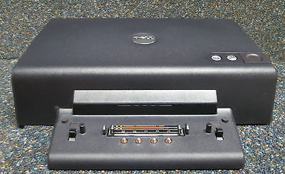 Dell Docking Station and Port Replicator PD01X HD026 No CD Drive