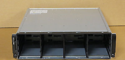 Dell EqualLogic PS4000 Virtualized iSCSI SAN Storage Array 2 x Control Module 8