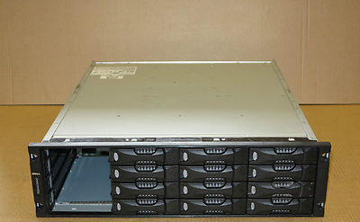 Dell EqualLogic PS5000E Virtualized iSCSI SAN 12Tb Storage Array, 2 Controllers