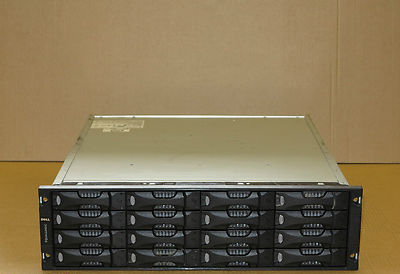Dell EqualLogic PS5000E Virtualized iSCSI SAN 16Tb Storage Array, 2 Controllers