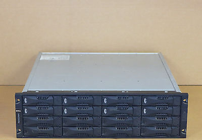 Dell EqualLogic PS5000E Virtualized iSCSI SAN Storage Array - 2 Controllers 16TB