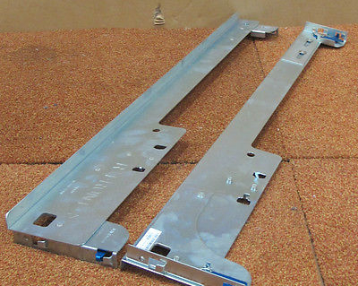 Dell H7836 DC610 - 2U Rackmount Rails For PowerVault MD1000 MD3000 MD3000i
