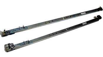 Dell PONY 1U V2 RAIL KIT pn J7761 Rapid Rails for KMM