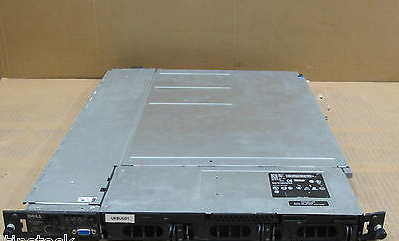 Dell PowerEdge 1650 - Pentium 3 1.26GHz, 512Mb RAM, 3 x 36Gb HDD - 1U Server