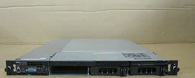 Dell PowerEdge 1750 Server Intel Xeon 2.40 GHz, 2Gb RAM, 2 x 74Gb U320 SCSI HDD