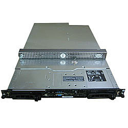 Dell PowerEdge 1850 2 x XEON 3.0Ghz 4Gb Ram 73Gb 15k 1U Rack Mount Server PE1850