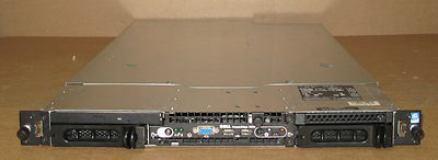 Dell PowerEdge 1850 2x XEON 2.8Ghz 2Gb Ram 2x 36Gb 1U Rack Mount Server PE1850