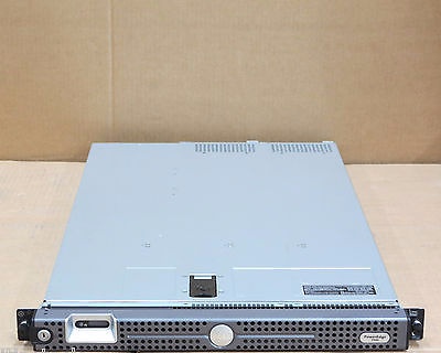 Dell PowerEdge 1950 1u Server 2 x Dual-Core XEON 1.60GHz, 8Gb RAM, RAID