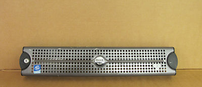 Dell PowerEdge 2650 Bezel Faceplate P/N 6G401