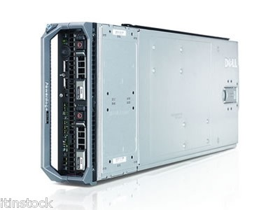 Dell PowerEdge M600 Blade Server XEON 4 Cores 3.33GHz 6MB Cache CPU 8GB RAM