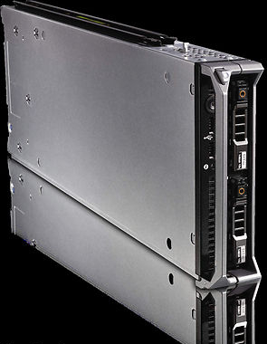 Dell PowerEdge M710 2 x SIX-6-CORE E5620 2.53Ghz 32Gb Blade Server