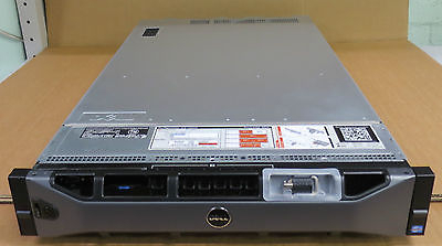 Dell PowerEdge R820 4 x XEON E5-4603 192GB RAM 2u 16 Core Rack Mount Server