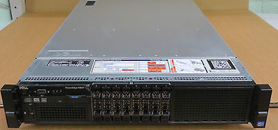 Dell PowerEdge R820 4 x XEON E5-4603 768GB RAM 2u 16 Core Rack Mount Server