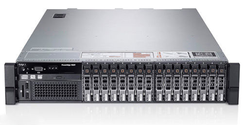 Dell PowerEdge R820 4x6-CORE XEON E5-4620 768GB RAM 2u Rack Mount Server 32 Core