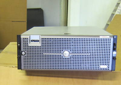 Dell PowerEdge R900 4 x Quad-Core XEON 2.4Ghz 64Gb Ram 5 x 300Gb 15K Rack Server