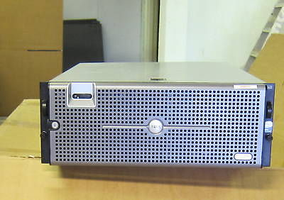 Dell PowerEdge R900 4 x Six-6 Core XEON E7450 2.4Ghz 128Gb 3x 146gb SAS  Server