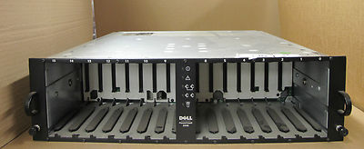 Dell PowerVault 220S 14 Bay Drive Storage Array