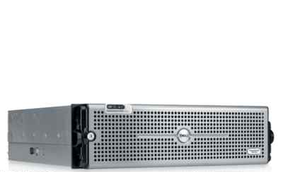 Dell PowerVault MD1000 15 x 300GB SAS Drives Storage Array 4.5TB Network