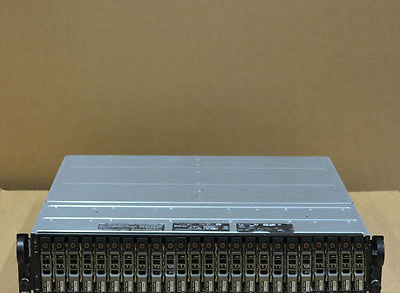 Dell PowerVault MD1120 SAS Storage Array 12x 300Gb 6Gbs Hard Drives 2Controllers