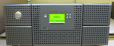 Dell PowerVault TL4000 LTO4-120 SAS Ultrium Drive Library Autoloader Data Backup