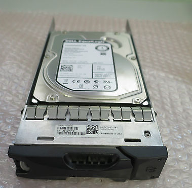 "EqualLogic 500GB 7.2K 3Gbps 3.5"" Hard Drive 9CA154-080 ST3500320NS FW XR36"
