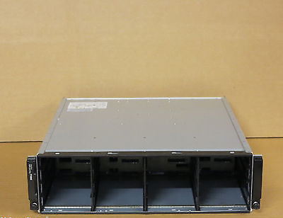 EqualLogic PS6000X iSCSI SAN Storage Array Shelf With Control Module 7