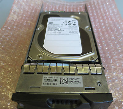 Equallogic Drive 500GB ST3500514NS 9JW152-536 KD03 RA-500G72-SAT3-CES1-DELL