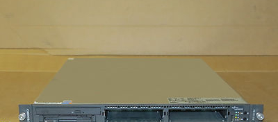 Fujitsu PRIMERGY RX100 S2 Rackmount Server PN6-D1571 - Chassis Only