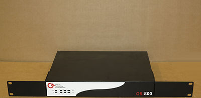 Global Technology Associates GTA GB-800 Network Security Firewall UTM Appliance