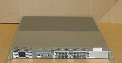 hp storageworks 4 8 4gb s fibre channel fc san switch. Black Bedroom Furniture Sets. Home Design Ideas