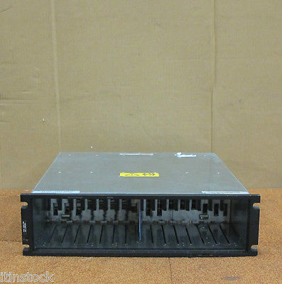 IBM DS4700 1814-70A - FC-AL Hard Drive HDD Enclosure W/ 2x Controllers 39M5896
