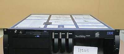 IBM Netfinity 4500R - Pentium 3 733MHz, 1Gb RAM, Rack Mount Server - 8656 14G