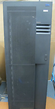 Ibm Rs6000 36u Server Rack Cabinet Enclosure With 2 X