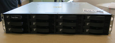 IBM System Storage EXP3000 SAS Enclosure **12 x 600GB SAS 15K 6Gbps ** 1727-HC1